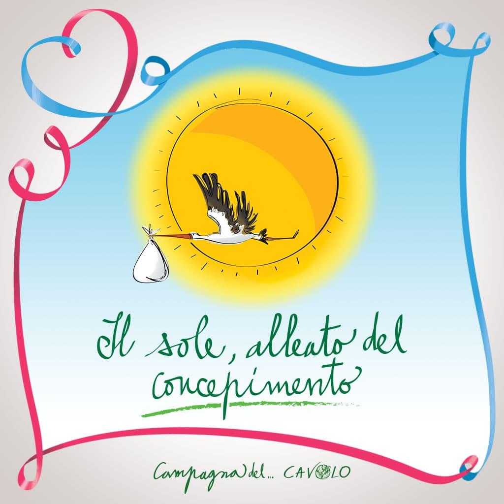 Fertilità - Campagna del cavolo - PMA Italia