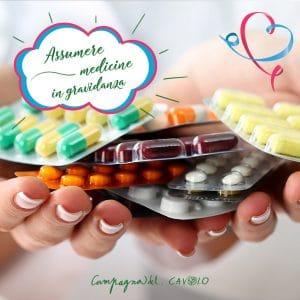 medicine e farmaci che si possono assumere in gravidanza