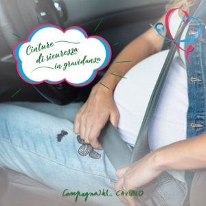 cinture sicurezza gravidanza