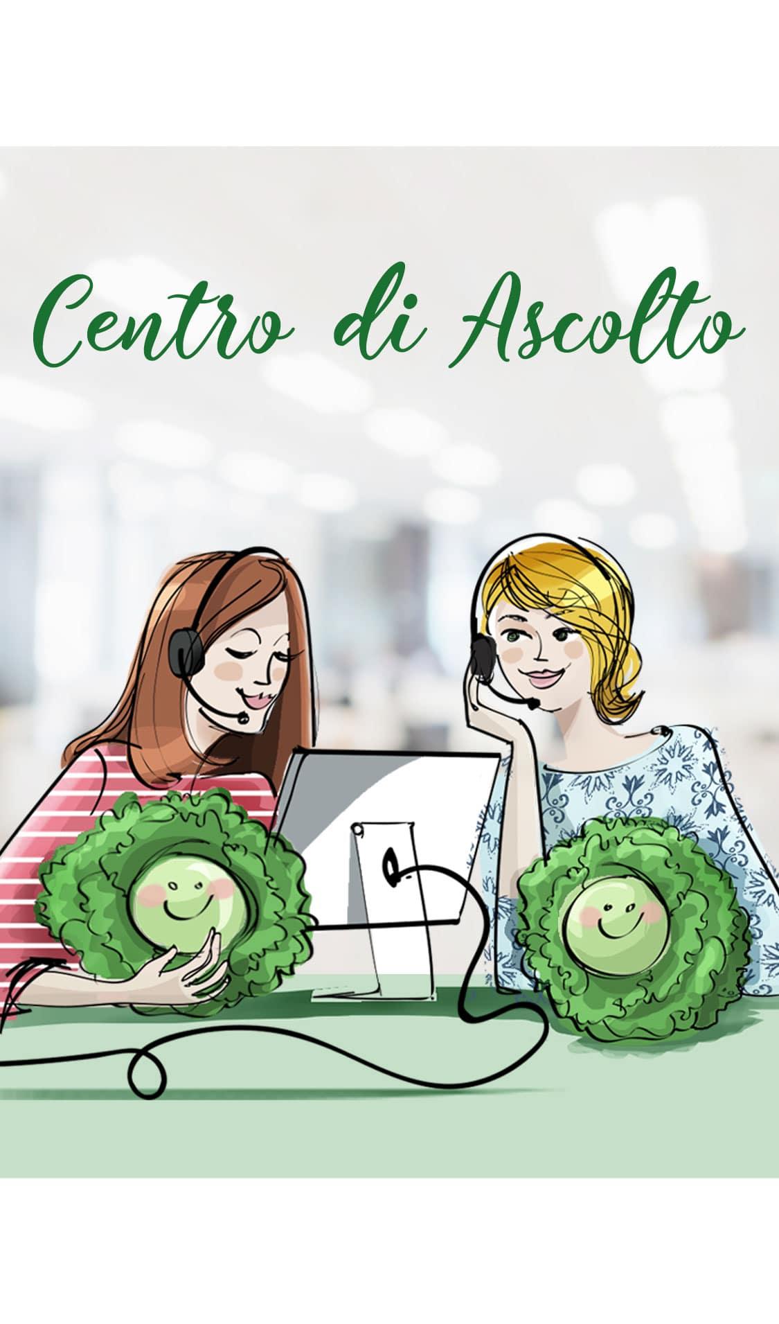 Campagna del cavolo - PMA Italia - Centro di ascolto