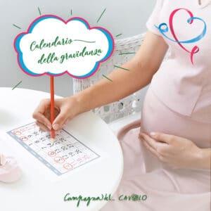 caòendario gravidanza