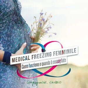 Medical freezing femminile come funziona – Campagna del Cavolo