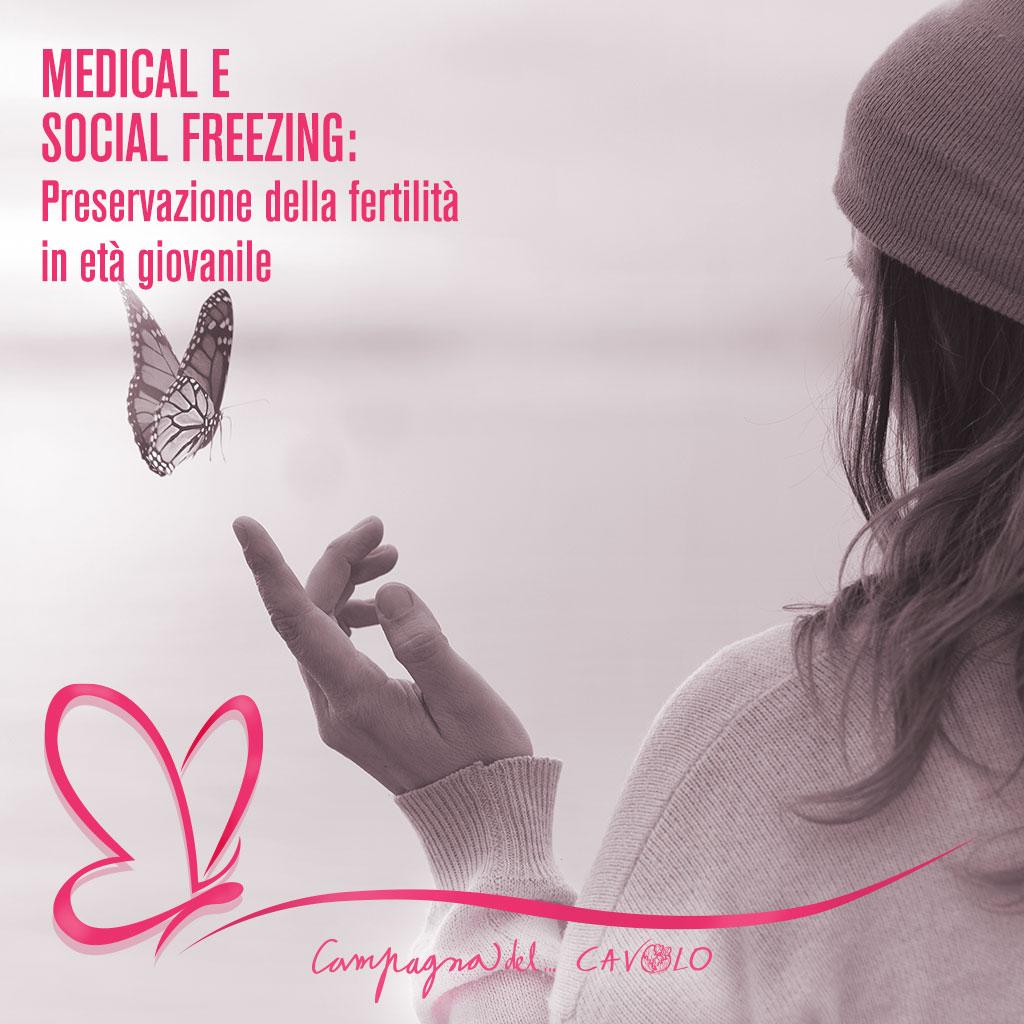 preservazione della fertilità in età giovanile– Campagna del Cavolo
