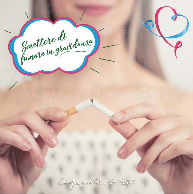 Fumre in gravidanza – Campagna del Cavolo