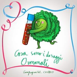 dosaggi ormonali – Campagna del Cavolo