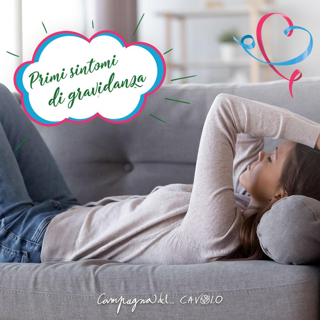 sintomi gravidanza – Campagna del Cavolo