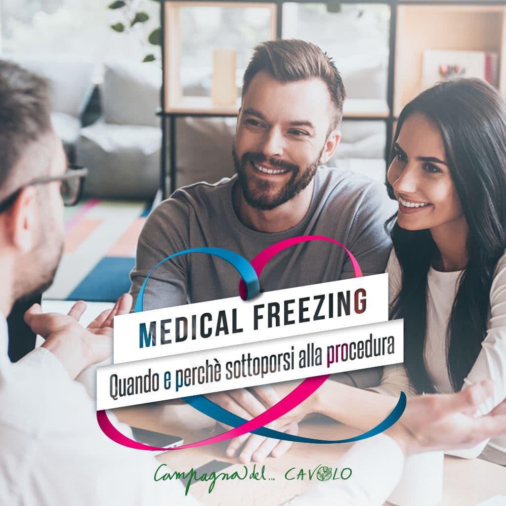 Medical freezing – Campagna del Cavolo